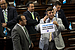 Mired in scandal, Guatemala's president resigns (+video)