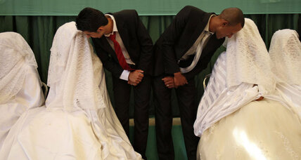 No more shotgun weddings: Jordan cracks down