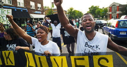 Who is speaking out against Black Lives Matter?