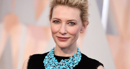Cate Blanchett will reportedly portray Lucille Ball in a biopic