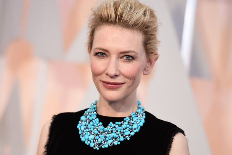 Cate Blanchett Will Reportedly Portray Lucille Ball In A Biopic Csmonitor