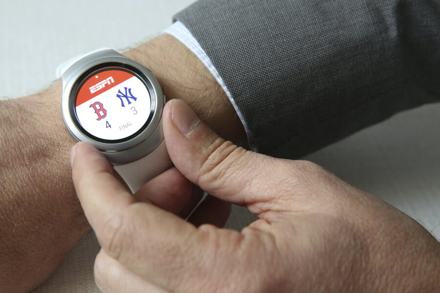 Samsung unveils new smartwatch: Can it compete with Fitbit