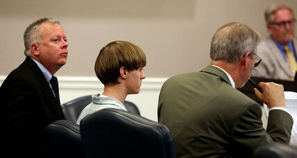 Will the Charleston shooter plead guilty?