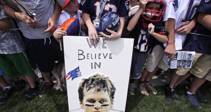 Deflategate ruling clears field for Brady's return to gridiron