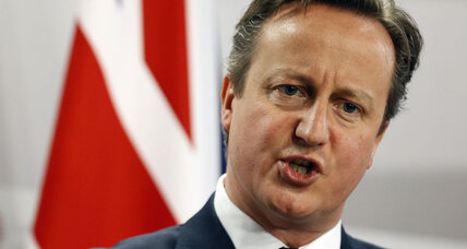 UK's Cameron agrees to take in 'thousands more' Syrian refugees