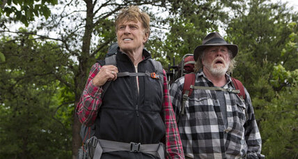 'A Walk in the Woods': More Hollywood stars take to the trails