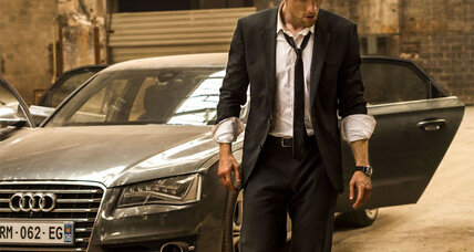 'The Transporter Refueled' star Ed Skrein discusses taking over the lead in the franchise