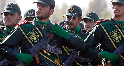Iran's elite military is entangled in regional wars. Mission creep?