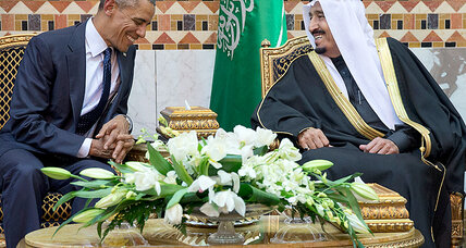 What Saudi King wants from Obama meeting