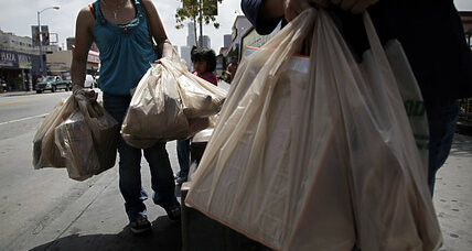 Tax on plastic bags raises millions for good causes