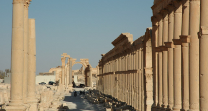 Official: Islamic militants destroy ancient tombs in Syria