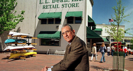 Leon Gorman remembered for leading L.L. Bean to business success