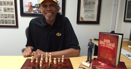 Abdul-Jabbar tangles with Trump: Who's got game?