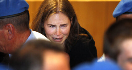 Italy top court: Amanda Knox conviction was based on flawed case