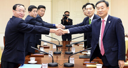 Koreas start talks on reuniting families separated by Korean War