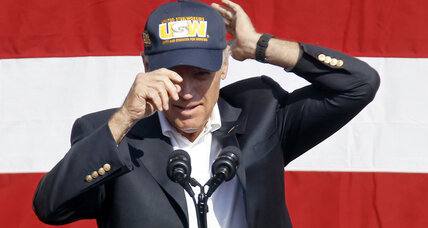 Joe Biden laments wealth gap during Labor Day speech as union workers cheer 'run Joe, run'