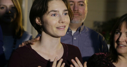 Why Italy's top court threw out Amanda Knox conviction