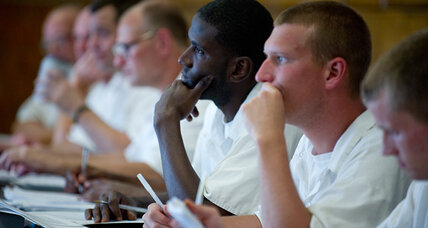 Vocational training in prisons can fill industry gaps