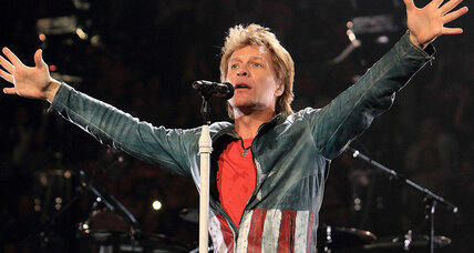 Why did China cancel Bon Jovi's concert tour?