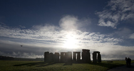There's an older, bigger Stonehenge in town. What will it tell us?