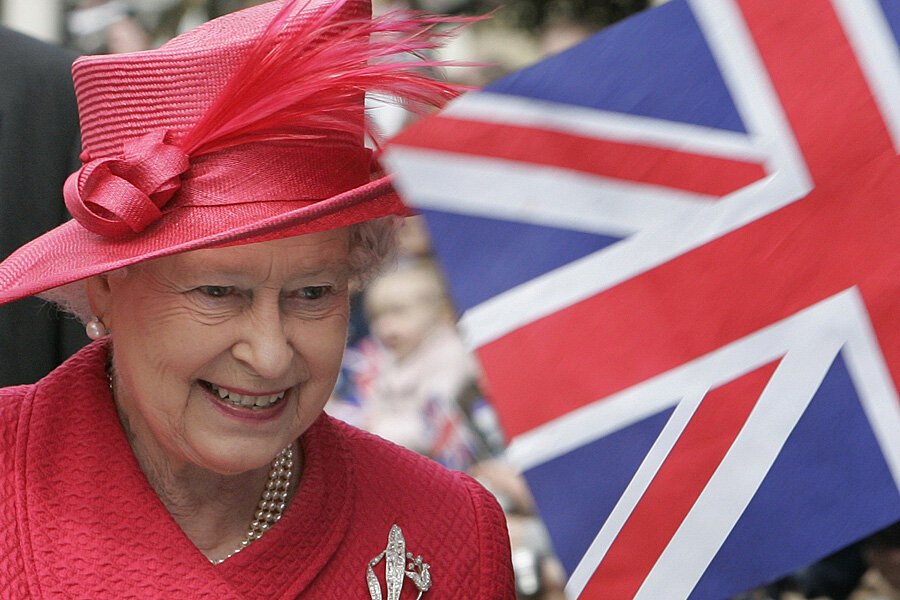 Queen Elizabeth Ii To Break Royalty Record Csmonitor Com