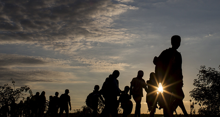 Can Hungary and Denmark legally turn away refugees?