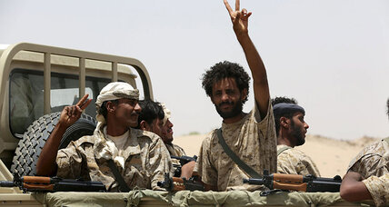 Do Saudi airstrikes mark a turning point in conflict with Yemen rebels?