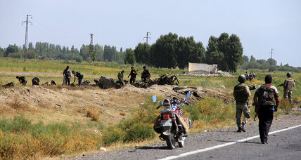 Turkey sends troops into northern Iraq, pursuing Kurdish rebels