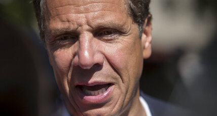 New York governor calls for national gun control following parade shooting