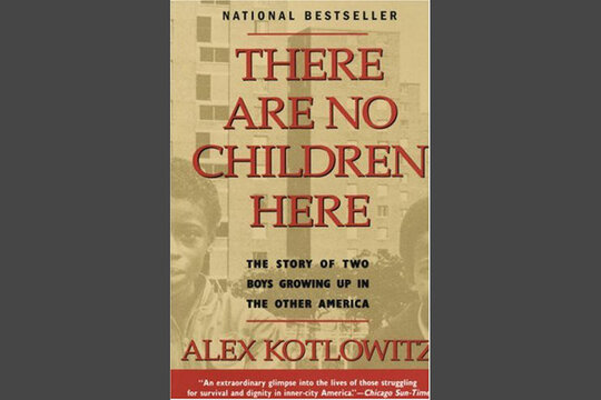 a review of alex kotlowitzs book there are no children here Buy a cheap copy of there are no children here: the story of book by alex kotlowitz there are no children here, the true story of brothers lafeyette and pharoah rivers, ages 11 and 9 at.