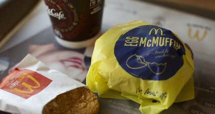 McDonald's cage-free egg switch will be a game changer
