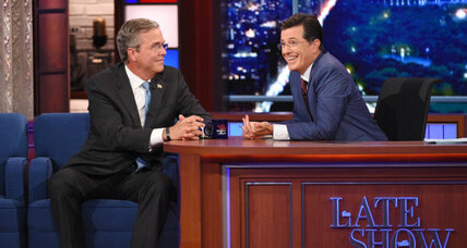Colbert attracts big crowd for first 'Late Show': Will politics bring them back?