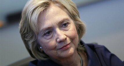 Hillary Clinton apologizes over e-mail flap. Too little, too late?