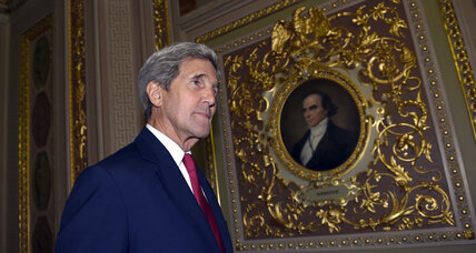 US will take in additional refugees from Middle East and Africa, Kerry says