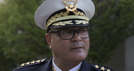 Cincinnati fires police chief over policing strategies, leadership