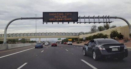 Mysterious highway shootings in Phoenix: act of domestic terrorism?