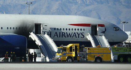 British Airways fire: Why you shouldn't escape with carry-on luggage (+video)
