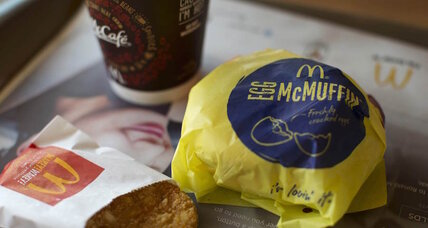 Why fast food breakfast is booming