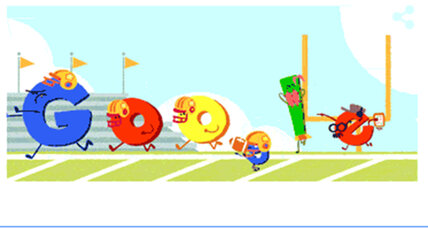 NFL scores with Google doodle: Pats, Steelers start new season