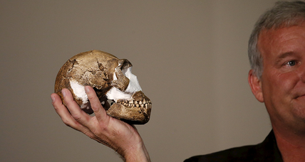 New human ancestor discovered in South African graveyard