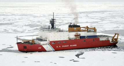 In historic first, US icebreaker reaches North Pole: What will it do there?