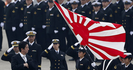 With China bristling, is Japan upping its military game? Some say no.