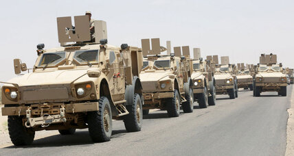 In central Yemen, Saudi policy of 'checking' Iran is tested in battle (+video)