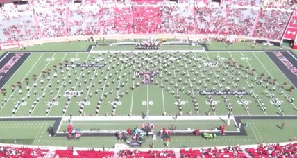 Charge the marching band? Why Big 12 Conference changed its tune