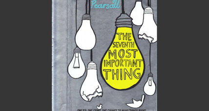 'The Seventh Most Important Thing' is a remarkable tale of redemption for middle-grade readers