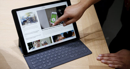 How similar is the iPad Pro to the Microsoft Surface?