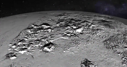 Spectacular Pluto images arriving from New Horizons flyby