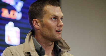 What book helps Tom Brady weather life's highs and lows?
