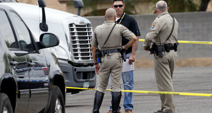 After 11 attacks, Arizona police have a suspect but few leads