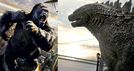 Will Godzilla and King Kong meet on the big screen?